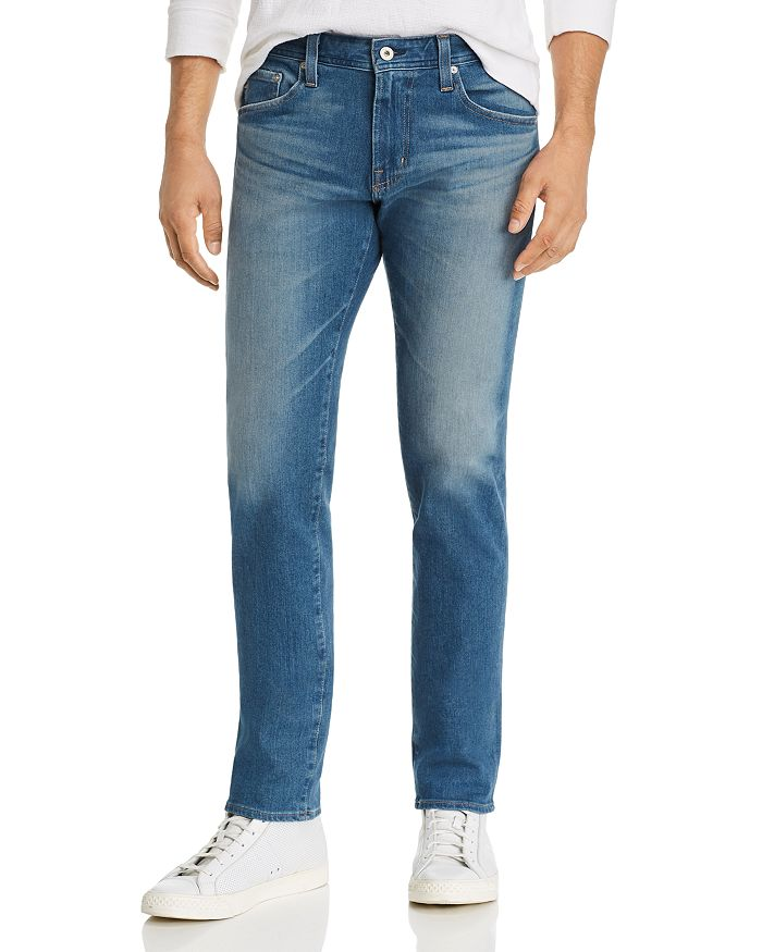 AG - Tellis Slim Fit Jeans in Typewriter