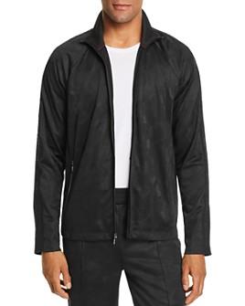 Michael Kors - Camo Jacquard Track Jacket