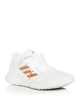 Adidas - Women's Edge Lux Knit Low-Top Sneakers