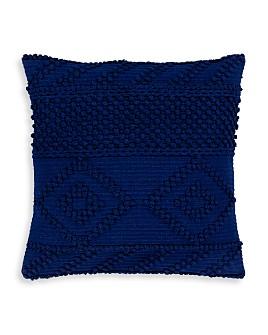 Surya - Merdo Navy Textured Throw Pillow