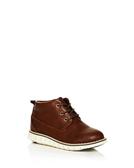 STEVE MADDEN - Boys' BMajor Lace-Up Boots - Little Kid, Big Kid