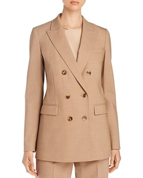 Lafayette 148 New York - Slade Double-Breasted Jacket