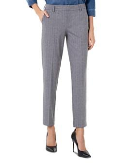 Liverpool Los Angeles - Kelsey Herringbone Knit Pants