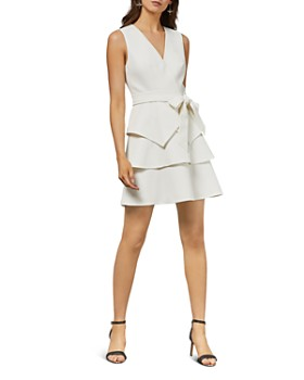 22900d20ae7 Ted Baker - Reinah Tiered-Flounce Dress ...