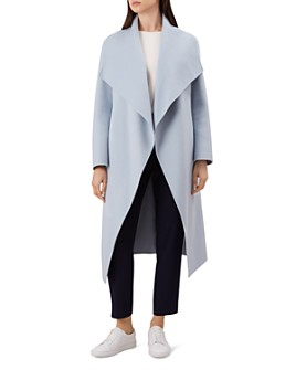 HOBBS LONDON - Odelia Wrap Coat - 100% Exclusive
