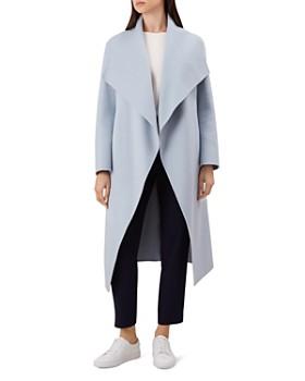 HOBBS LONDON - Odelia Wrap Coat - 100% Exclusive