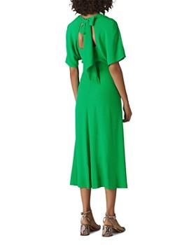 Whistles - Zelena Midi Dress