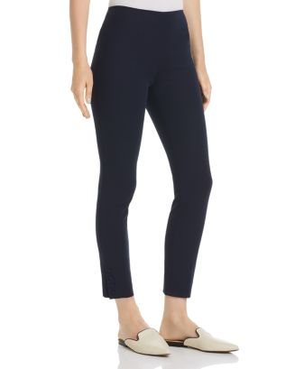 ankle-snap-cropped-leggings by theory