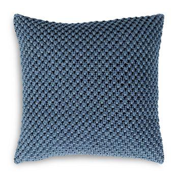 "Surya - Godavari Throw Pillow Denim, 20"" x 20"""