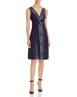 Elie Tahari - Silvana Ombré Snake-Print Twist Dress - 100% Exclusive
