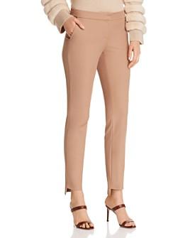 Lafayette 148 New York - Manhattan Slim-Leg Pants