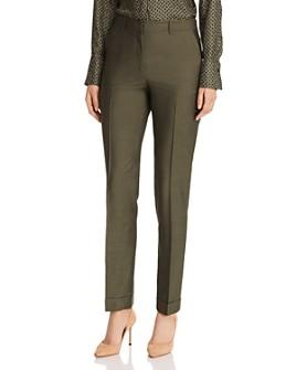 Lafayette 148 New York - Gateway Cloth Clinton Cuffed Pants
