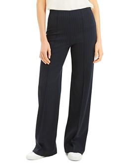 Theory - Tonal-Stripe Pants