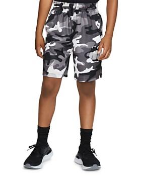 Nike - Boys' Dri-FIT Camo Shorts - Big Kid