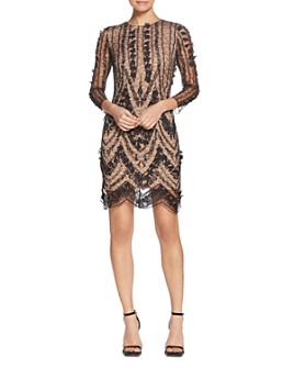Dress the Population - Jenny Embellished Dress