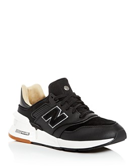 New Balance - Men's 997 Sport Leather Low-Top Sneakers