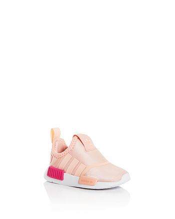 Adidas - Girls' NMD 360 Slip-On Sneakers - Infant, Walker