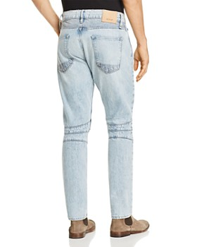 Hudson - Biker Skinny Fit Jeans in Motion