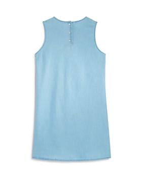AQUA - Girls' Embroidered Dress, Big Kid - 100% Exclusive
