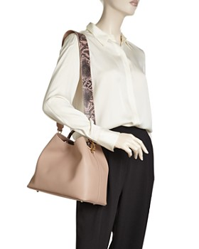 Elleme - Raisin Leather Crossbody