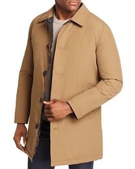Cole Haan - Reversible Quilted Mac Jacket