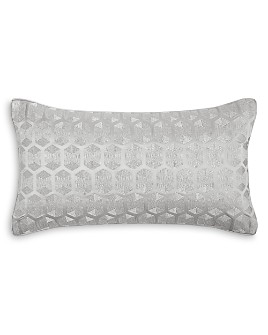"Hudson Park Collection - Aurora Hexagon Decorative Pillow, 12"" x 22"" - 100% Exclusive"