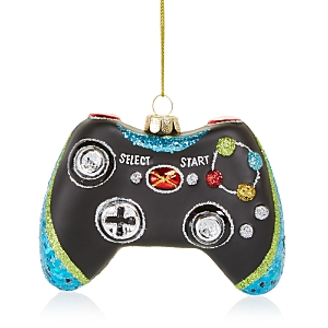 Bloomingdale's Game Controller Glass Ornament - 100% Exclusive