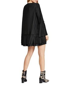 Free People - Can't Help It Plissé Mini Dress