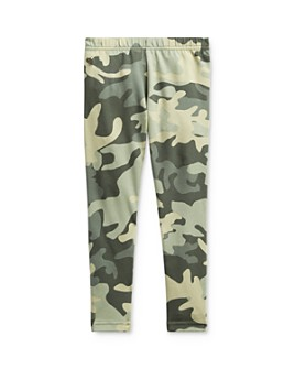 Ralph Lauren - Girls' Camo Leggings - Little Kid