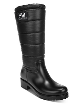 Sam Edelman - Women's Adda Quilted Cold Weather Tall Boots
