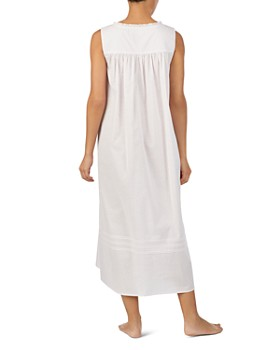 Eileen West - Pintucked Cotton Nightgown