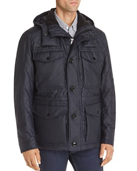 BOSS - Quilted Field Jacket