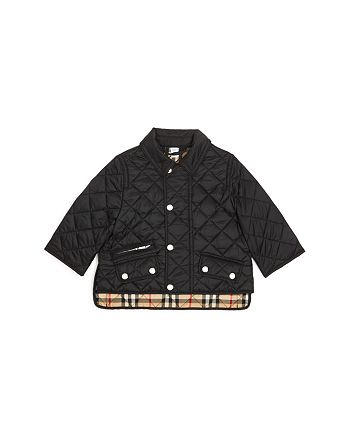 Burberry - Boys' Brennan Quilted Jacket - Baby