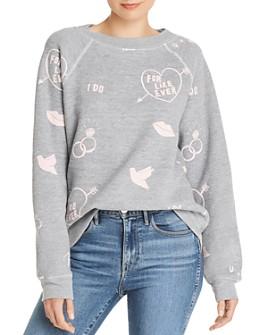 WILDFOX - Sommers Wedding Fleece Sweatshirt