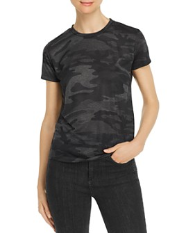 Velvet by Graham & Spencer - Edie Camo Tee