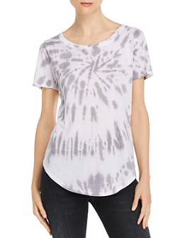 CHASER - High/Low Tie-Dye Tee