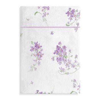 Anne de Solene - Violette Flat Sheet, Queen