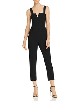 Amanda Uprichard - Nia Straight-Leg Jumpsuit