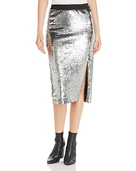MKT Studio - Jang Sequin Pencil Skirt