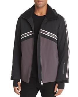 Perfect Moment - Chevron Striped Jacket