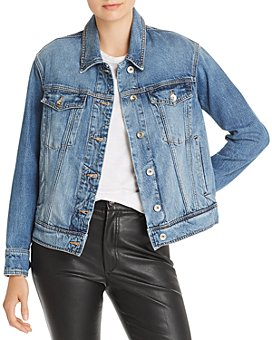 rag & bone - Classic Denim Trucker Jacket