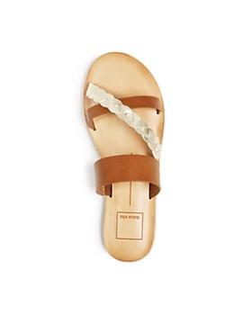 Dolce Vita - Girls' Jillie Braided Strappy Sandals - Toddler, Little Kid, Big Kid