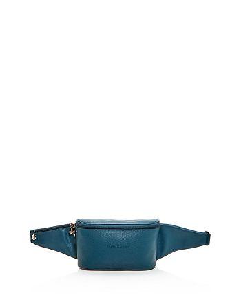 Longchamp - Le Foulonné Leather Belt Bag