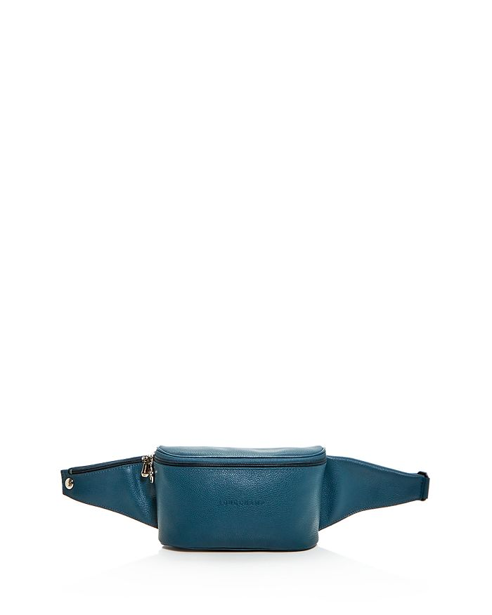Longchamp - Le Foulonné Leather Belt Bag