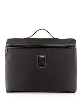 Longchamp - Boxford Canvas Briefcase