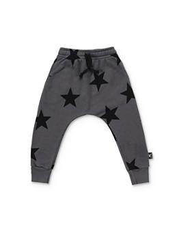 NUNUNU - Unisex Star Print Baggy Pants - Baby