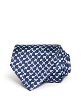 Salvatore Ferragamo - Bull Classic Silk Tie