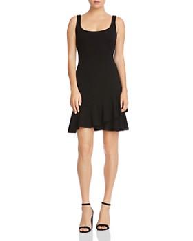 Bailey 44 - Malinda Ruffle-Hem Dress