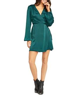 Show Me Your MuMu - Nola Mini Wrap Dress