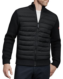 Canada Goose - Hybridge Knit Jacket